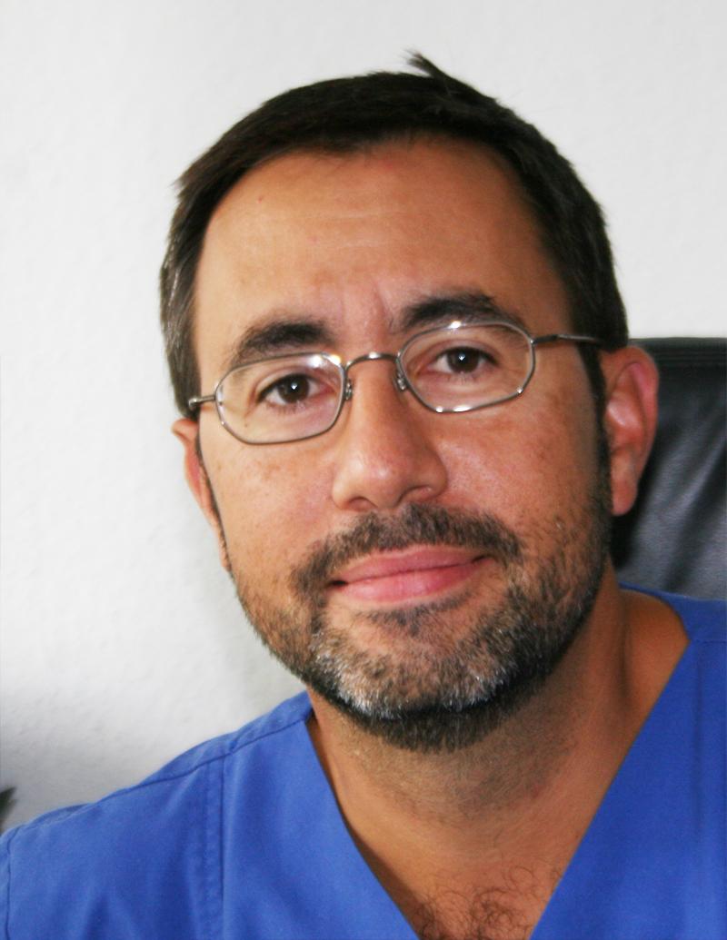 Dr. Bernd Wörner - Praxisteam der CPO München